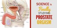 prostate orgasm